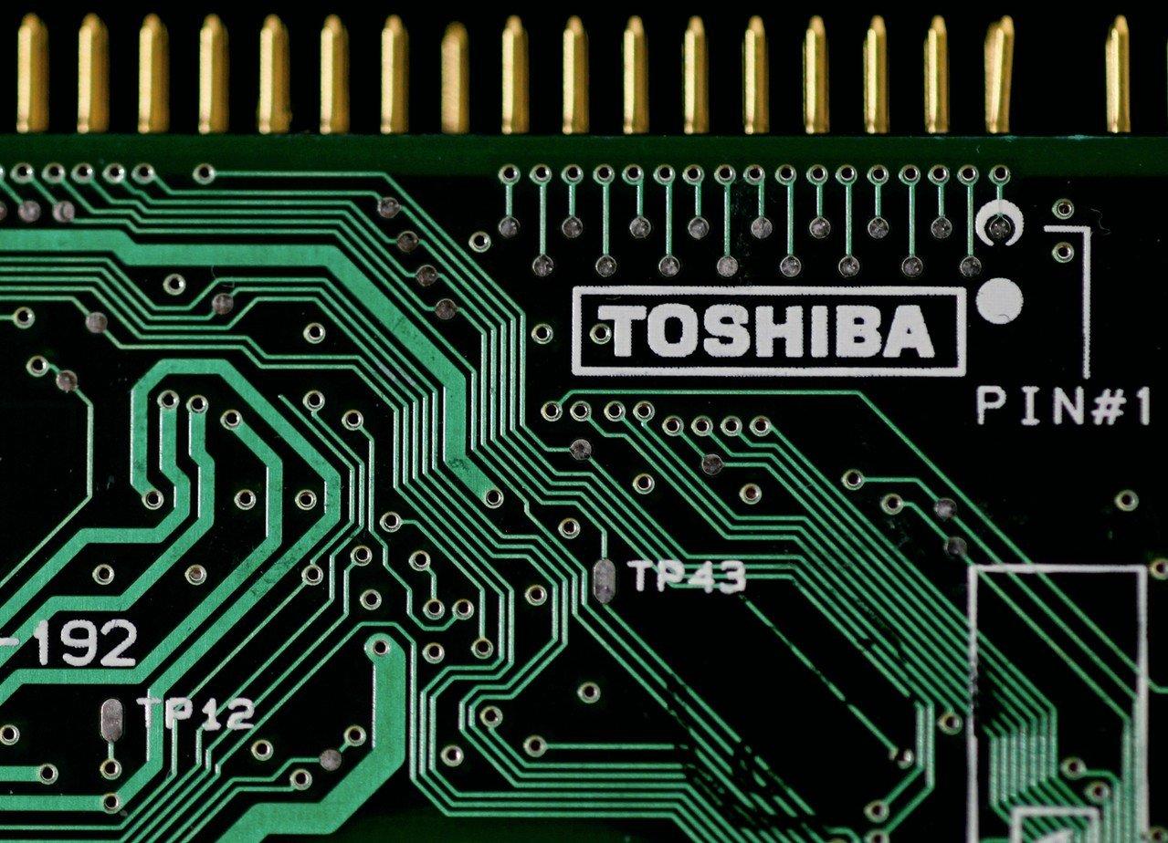 美國國際貿易委員會(ITC)判定東芝侵害旺宏專利確定,東芝須支付旺宏4000萬美...