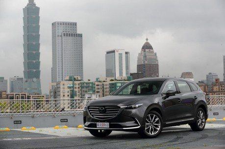 職人匠心再現 2019 Mazda CX-9