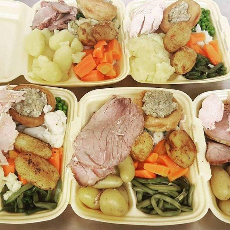 料多實在又美味的餐點一份大約只要台幣260元,以英國的物價來說的確是大碗滿意。p...