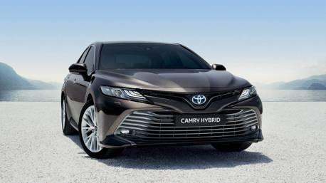 2018巴黎車展/相隔14年重返歐洲 全新歐規Toyota Camry Hybrid正式亮相
