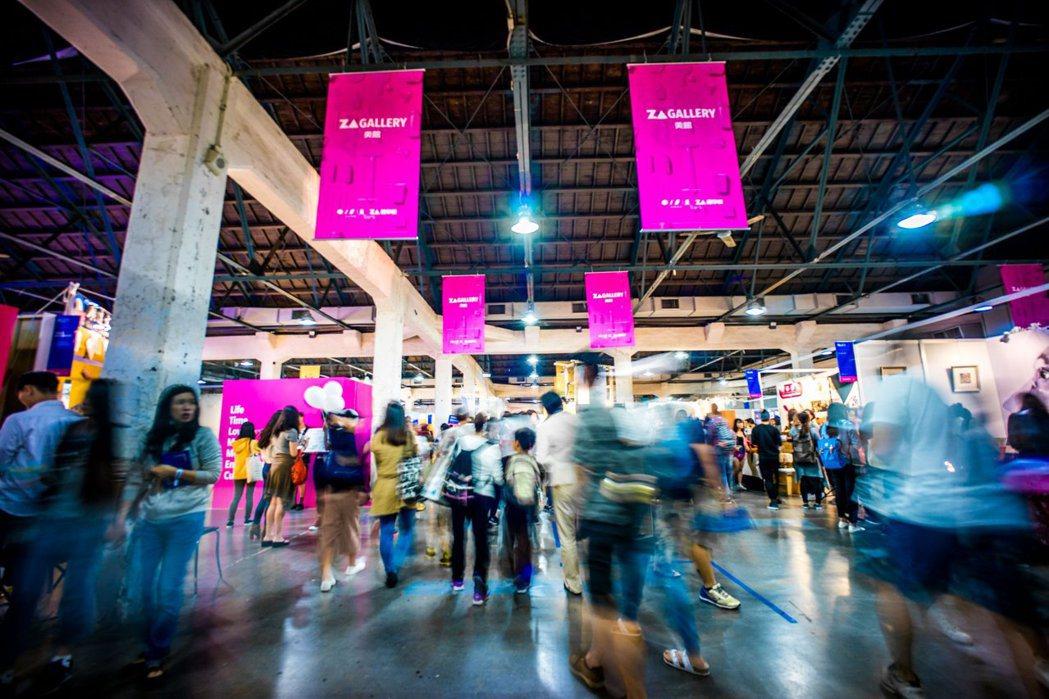 雜學校被稱為亞洲最大的教育博覽會。圖/取自雜學校臉書粉絲團