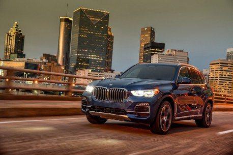 王者再臨 全新世代BMW X5巴黎車展正式現身!