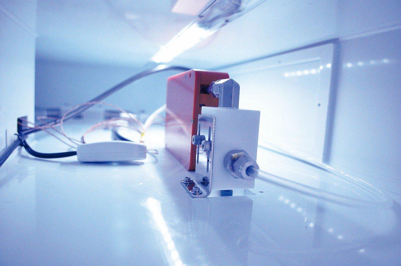SuperSizer的嶄新量測方式,能精準量測到溶液中粒子的粒徑大小與分布,甚至...