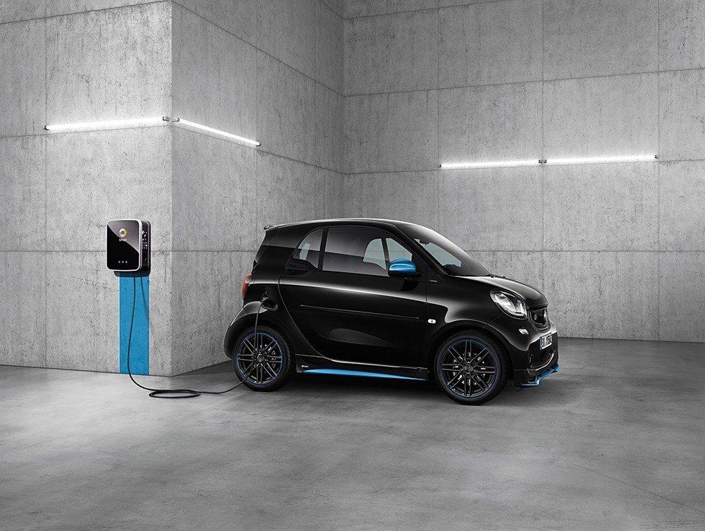 Smart是新一代微型車長青樹,也是銷售王。