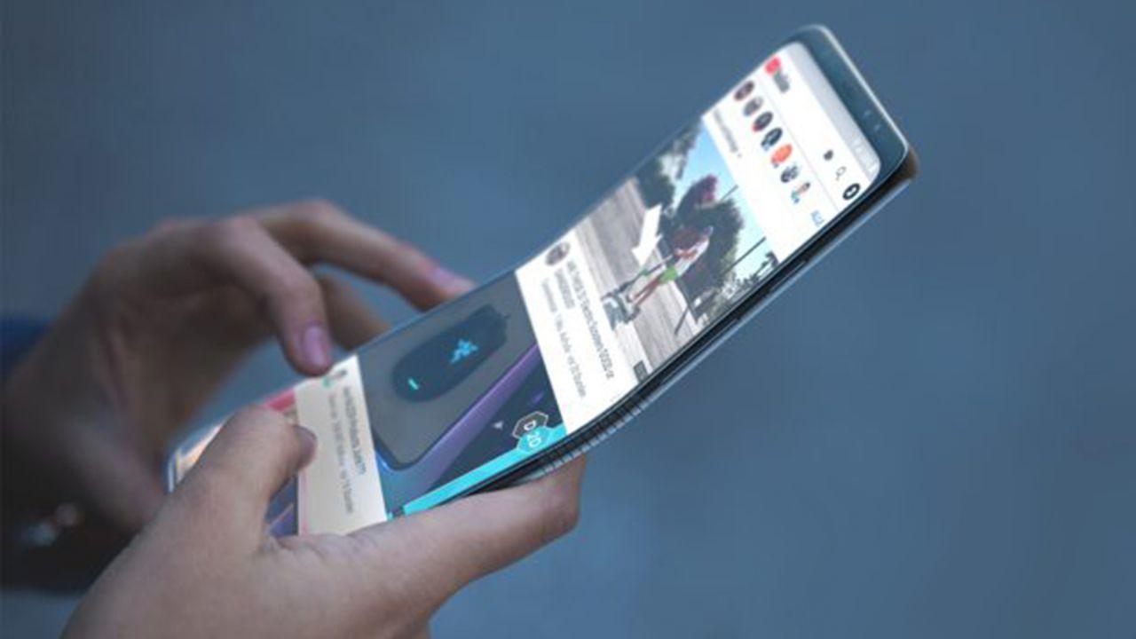 CCS Insight認為,折疊式螢幕手機未來10年內仍屬於小眾市場。 網路照片