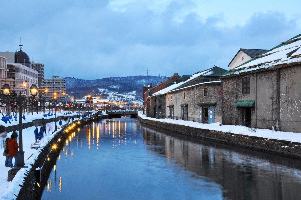 日本政府發放80億元補助北海道觀光。圖/聯合報系資料庫