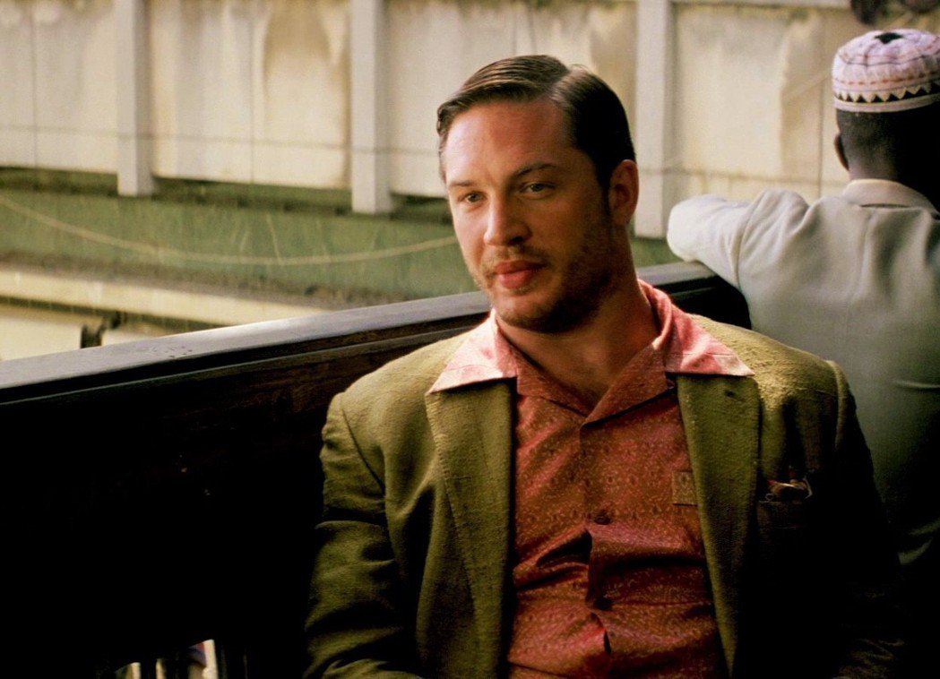 湯姆哈迪因為演出「全面啟動」,被全球影迷認識。圖/華納兄弟提供