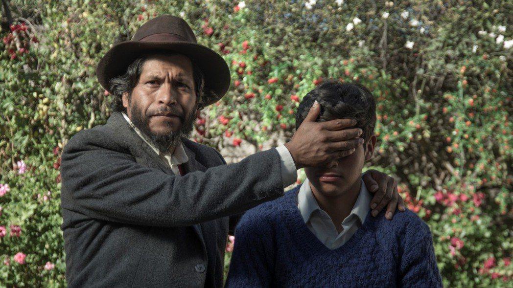 「安地斯噤戀」講述一段隱藏於山林間的同志禁戀。圖/金馬影展提供