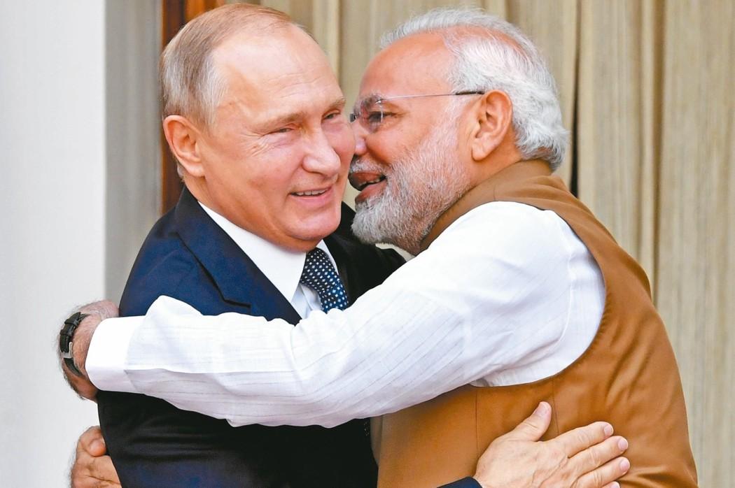 消失在課本的冷戰史:印俄關係回顧概略