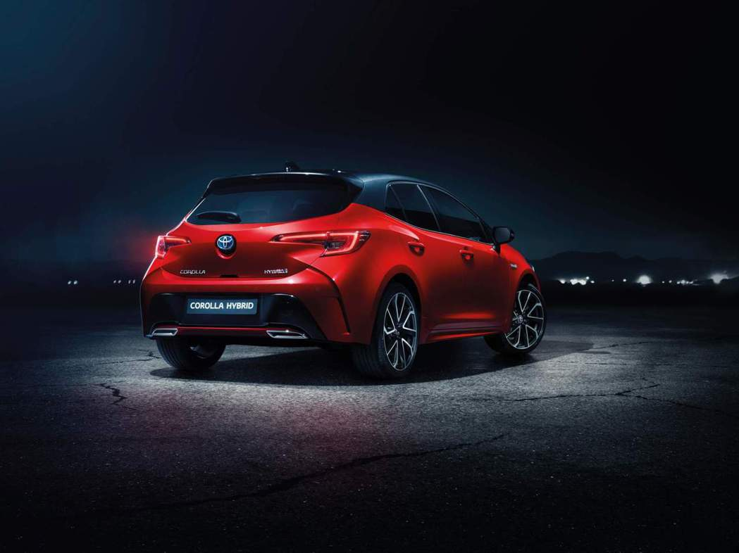 歐規Toyota Auris在日前已正名為Corolla。 摘自Toyota