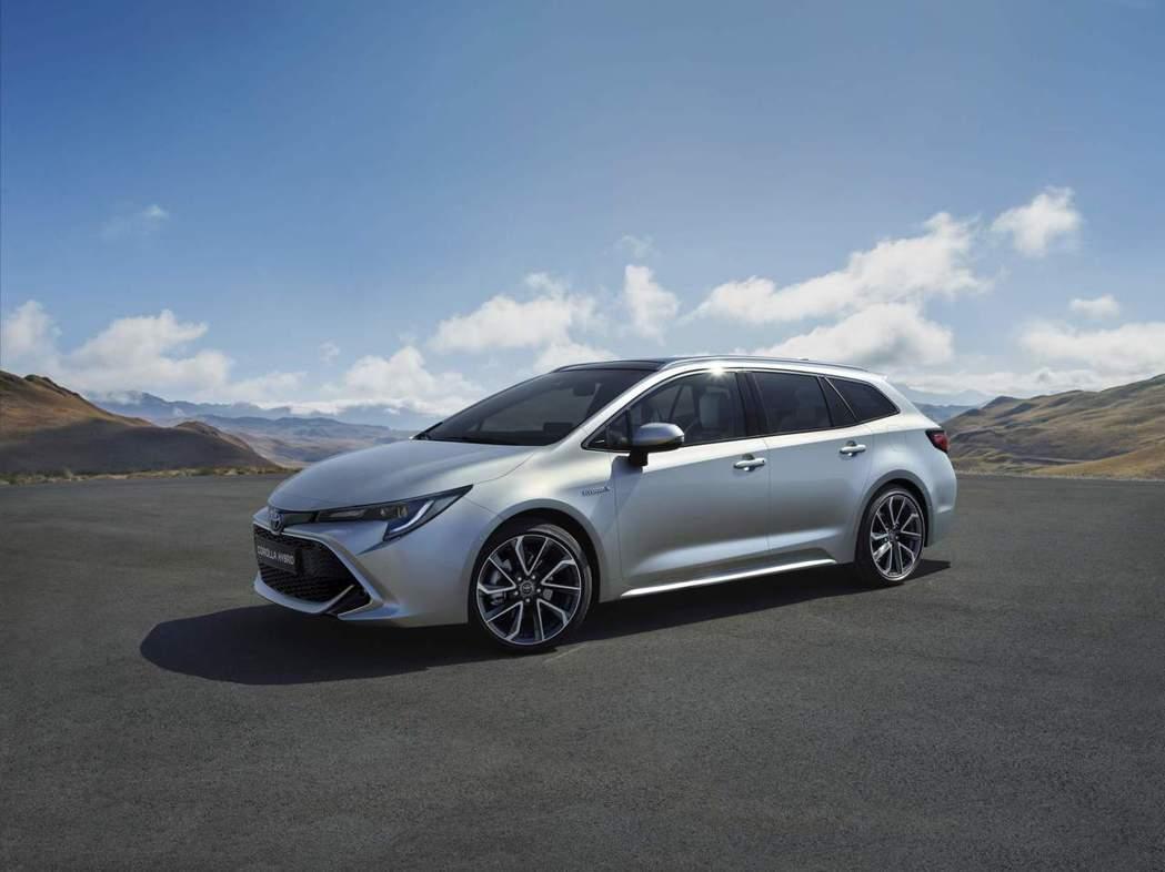 Corolla Touring Sports,未來也可能掛上Suzuki銘牌販售...