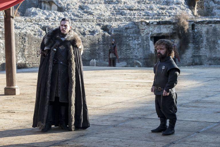 「冰與火之歌:權力遊戲」明年播出最終季,結局發展備受各方矚目。圖/摘自HBO