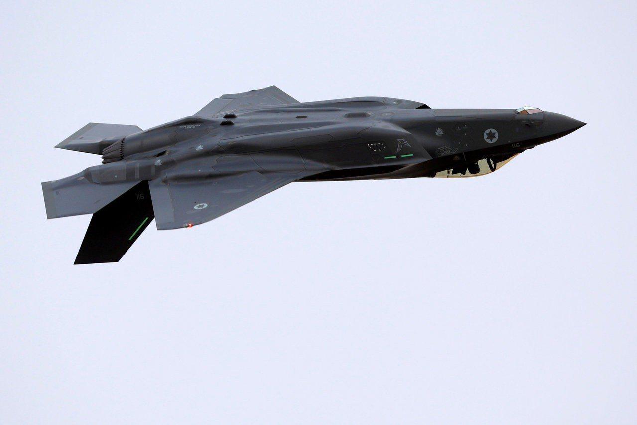 土耳其提供美製F-35戰機的關鍵零組件。路透