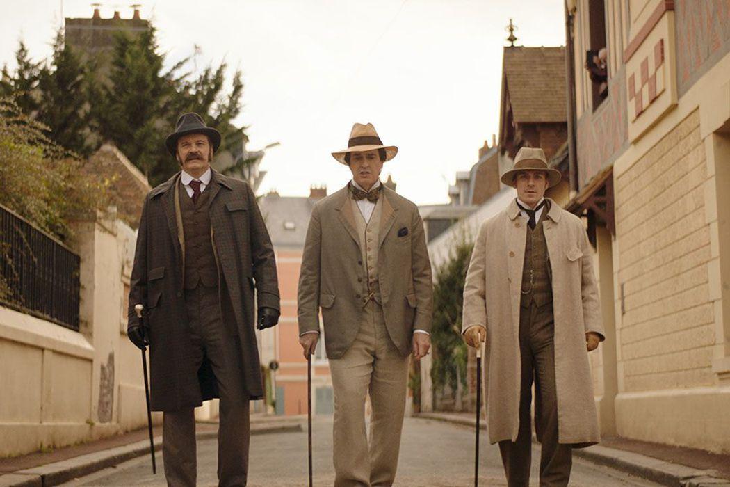 奧斯卡影帝柯林佛斯與魯伯特‧艾瑞特在《快樂王子:王爾德》淒美詮釋王爾德的晚年。圖