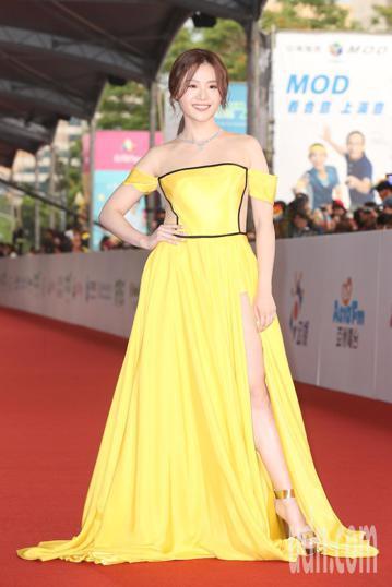 第五十三屆金鐘獎,楊小黎走星光大道。