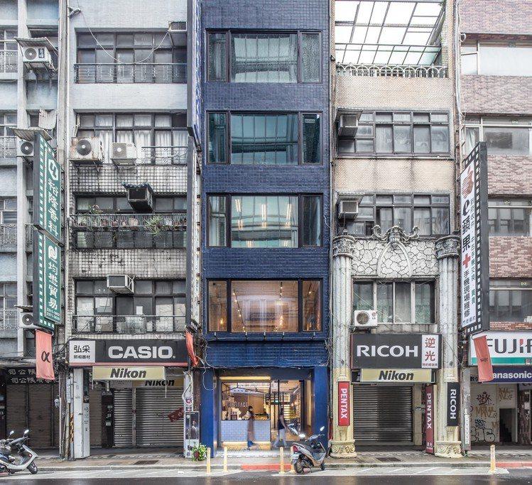 Heritage Bakery &Cafe位於台北市西區老屋。圖/Herita...