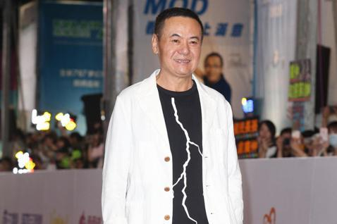 第五十三屆金鐘獎,蔡振南、嚴正嵐、盧廣仲走星光大道。