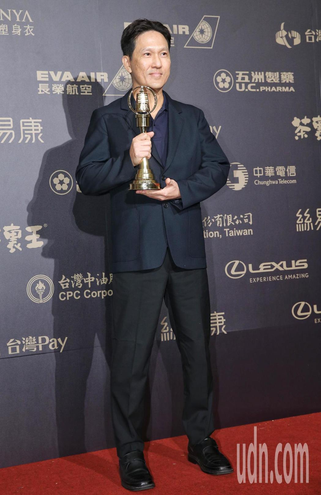 第53屆電視金鐘獎,「我是留台幫」獲得生活風格節目獎。記者鄭清元/攝影