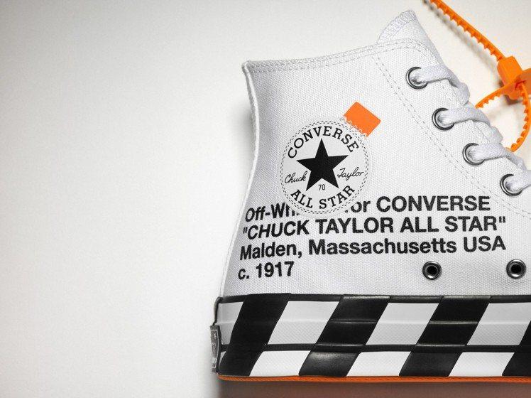 Converse將接連發售話題鞋款,讓網友忍不住說:「可以放過我的錢包嗎」。圖/...