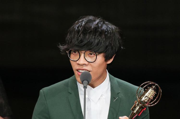 第53屆金鐘獎頒獎典禮在國父紀念館舉行,盧廣仲獲戲劇節目新進演員獎。