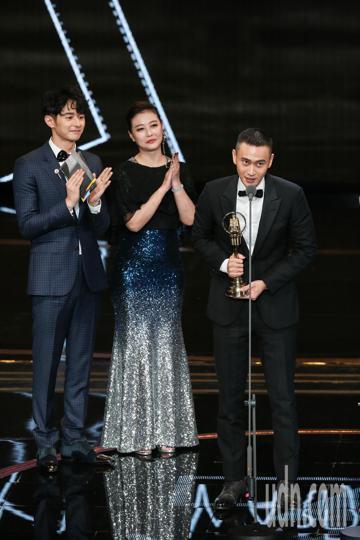 第53屆金鐘獎頒獎典禮在國父紀念館舉行,劉冠廷獲戲劇節目男配角獎。