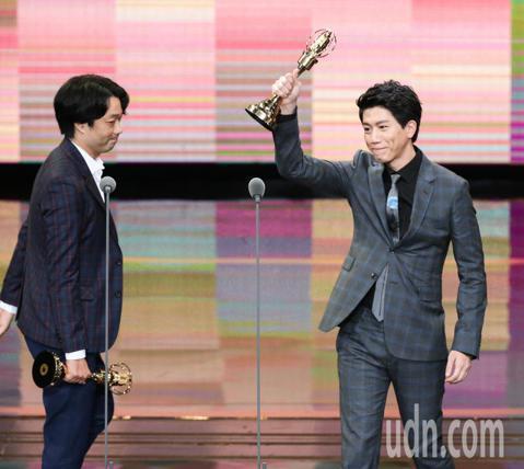 第53屆金鐘獎頒獎典禮在國父紀念館舉行,樓一安與莫子儀獲戲劇節目編劇獎。