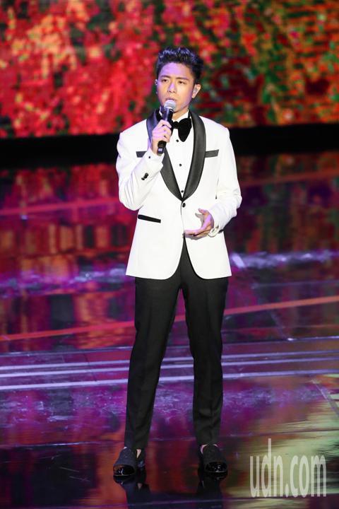 第53屆金鐘獎頒獎典禮在國父紀念館舉行,韋禮安表演「多元劇種 讓世界看見」表演。