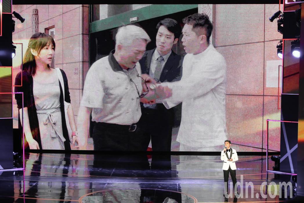 韋禮安表演「多元劇種 讓世界看見」表演。記者林澔一/攝影
