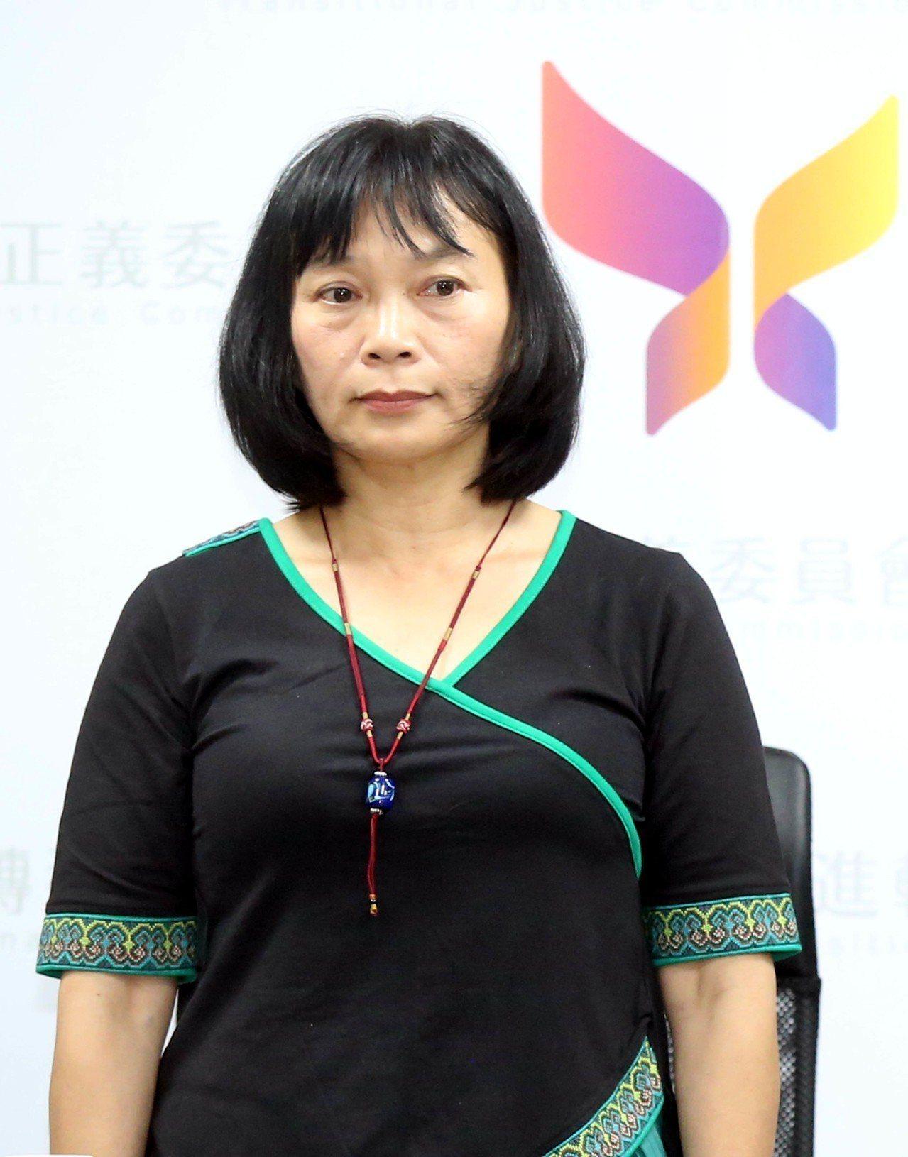 促轉會專任委員楊翠出任代理主委。 圖/聯合報系資料照片