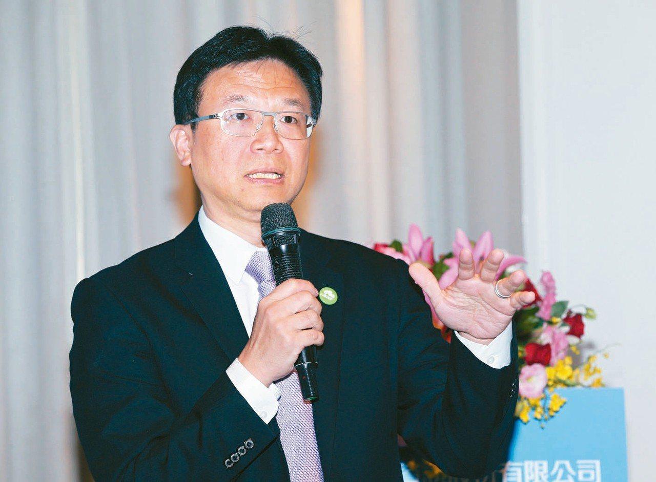 安碁資訊總經理吳乙南 圖/聯合報系資料照片