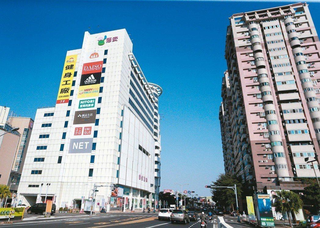 今年第二季,台南一年以內新屋交易占比近三成,全台第一。 圖/聯合報系資料照片