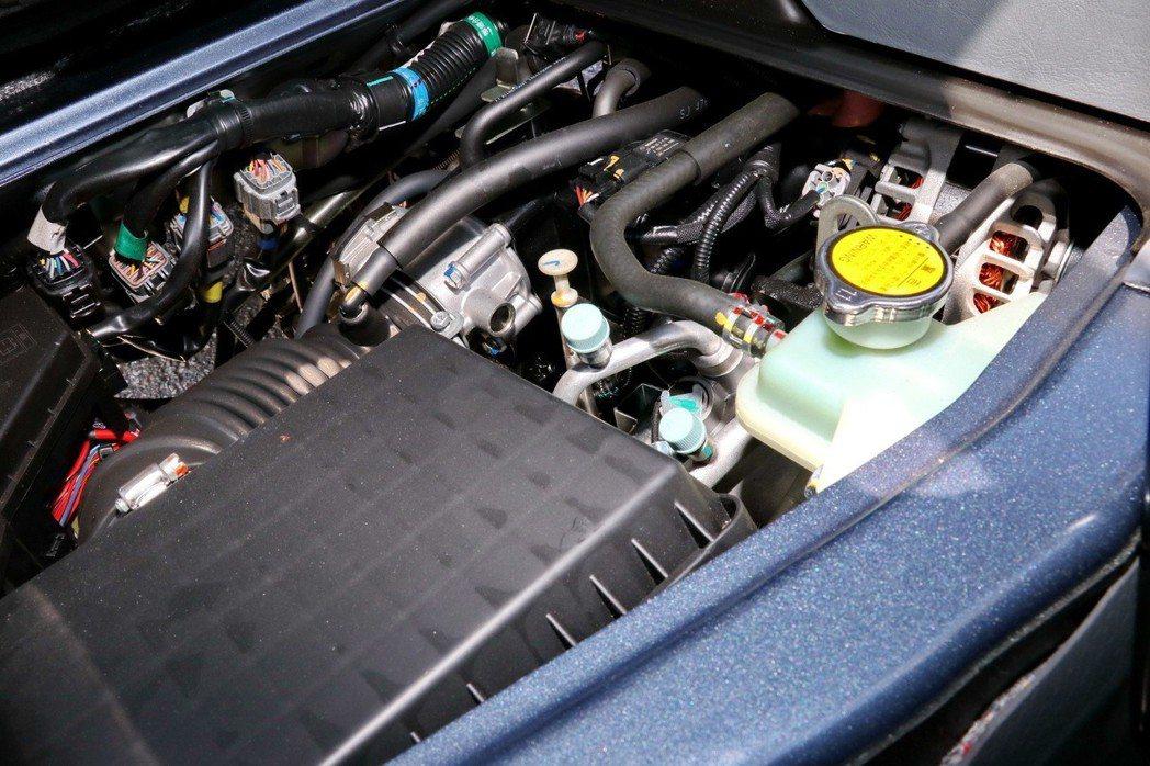 中華菱利A190全新升級三菱技術1.5L可變汽門正時引擎,擁有97.9ps/13...