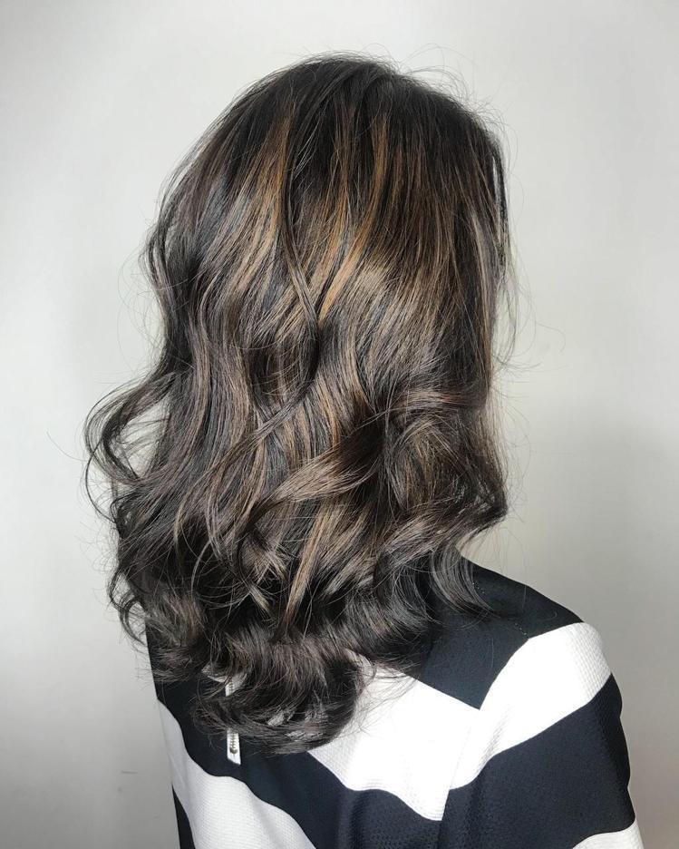 髮型創作/michelle蜜雪兒。圖/StyleMap提供