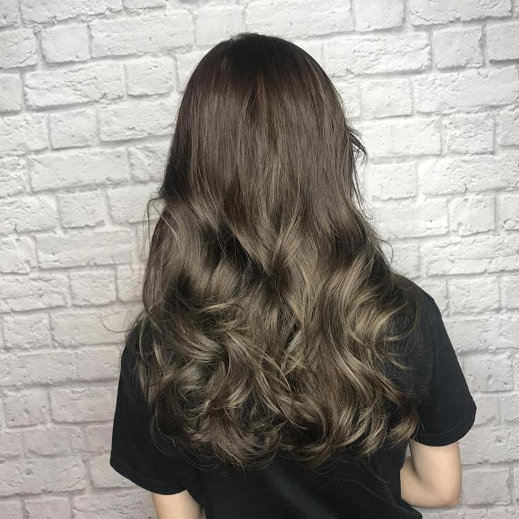 髮型創作/Betty。圖/StyleMap提供