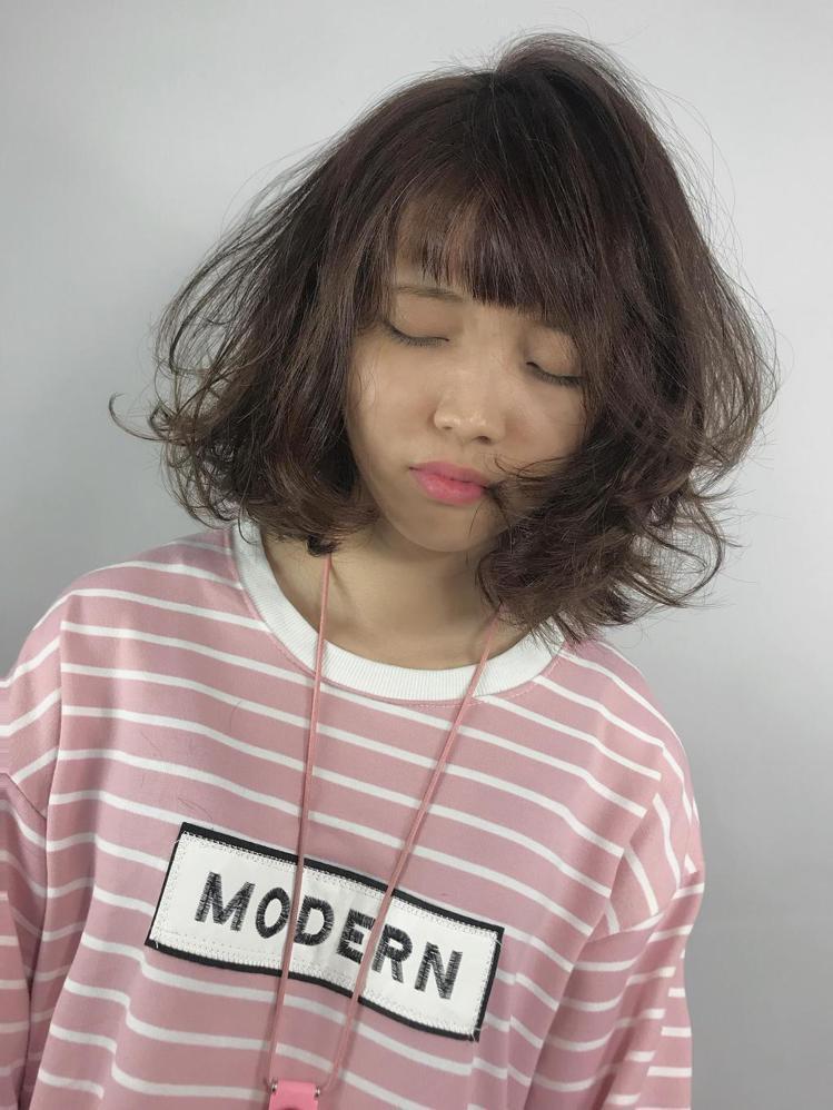 髮型創作/車干。圖/StyleMap提供