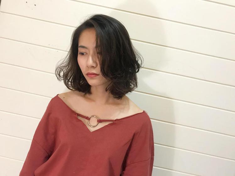 髮型創作/蘇暐翔。圖/StyleMap提供