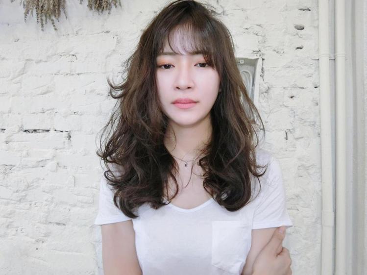 髮型創作/余靆蔆(Bella)。圖/StyleMap提供