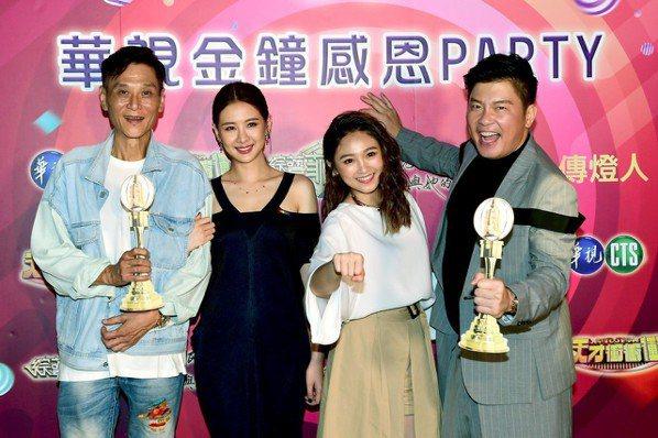金鐘53/喜翔嘆演員待遇像「大特約」 不敢請客怕金鐘獎金沒了