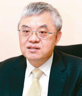 南紡總經理陳鴻模。 本報系資料庫