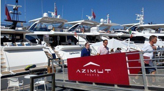 由亞果集團代理世界第一義大利遊艇品牌Azimut全球 Dealer's meet...