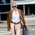 有秋天外套、風衣還不夠!來學超模Karlie Kloss「簡單好比例」穿搭訣竅