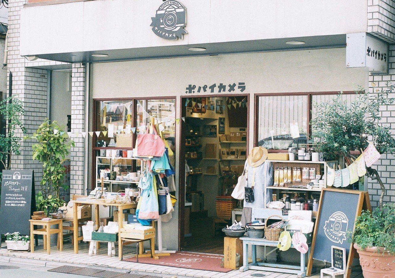 ポパイカメラPopeye。 圖/popeye.jp