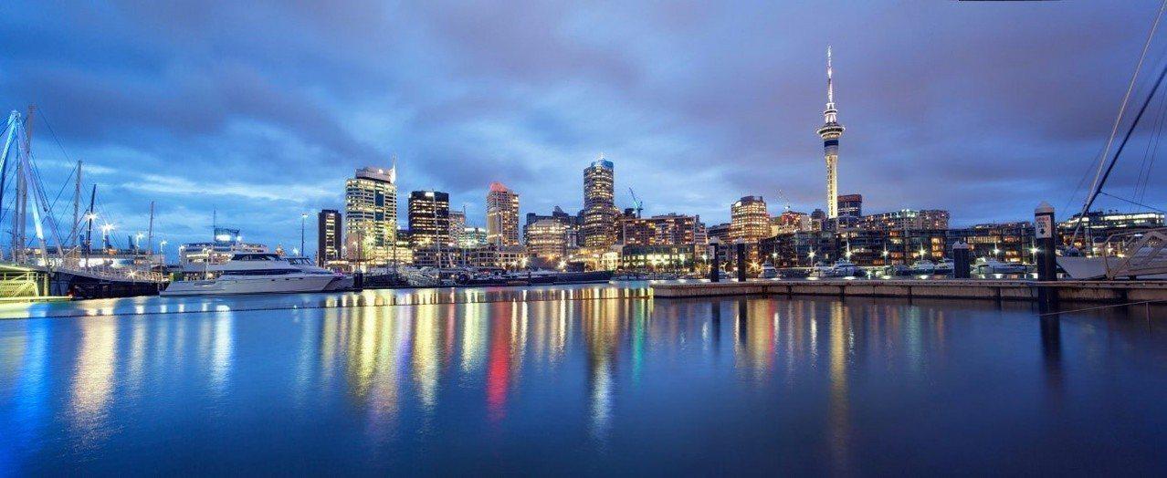 奧克蘭Auckland。 圖/peoplescape.com.au