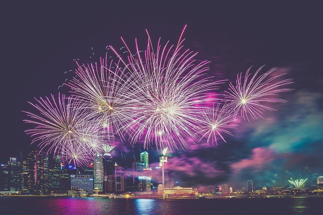 ▲台灣節慶活動推薦玩法-跨年煙火。(圖/Tripbaa趣吧!亞洲自由行專家)
