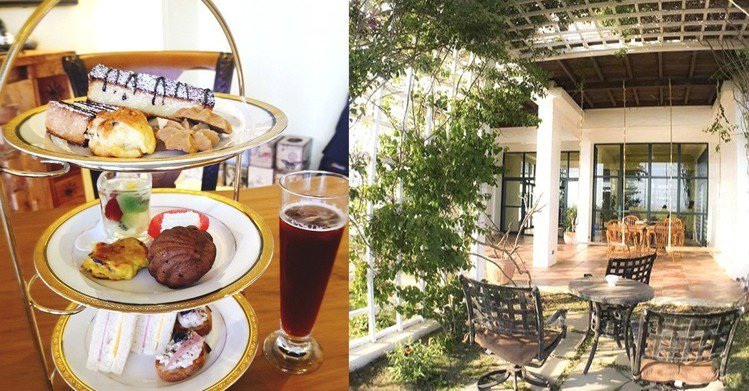圖/半日閑下午茶 -Leisure Time cafe,Bella儂儂提供