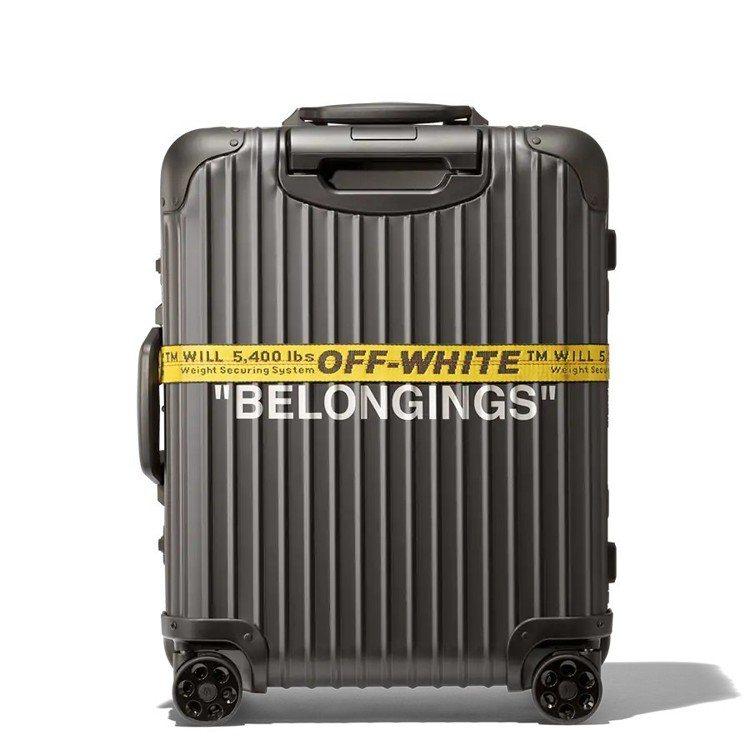 RIMOWA替美國地區線上銷售提供了「個人物品(Personal Belongi...