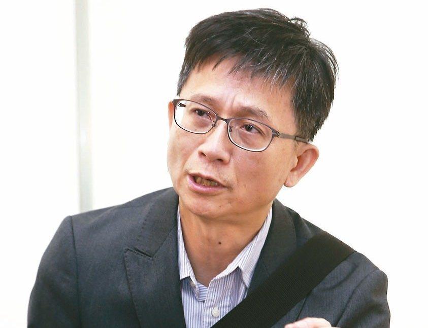 環保署副署長詹順貴確認請辭。聯合報系資料照