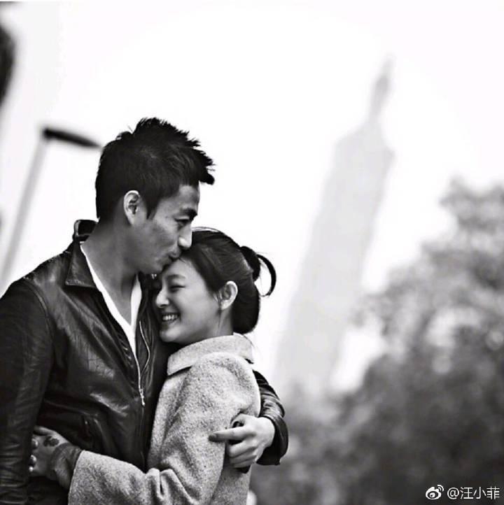 大S和汪小菲婚後相當恩愛。圖/摘自汪小菲微博