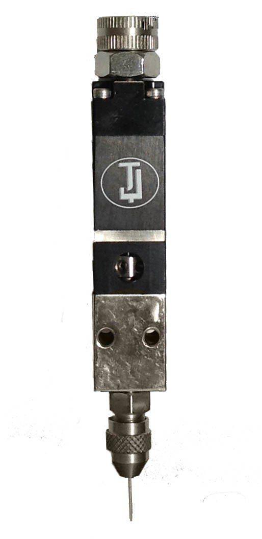 JY20高壓頂針閥ps。鈞揚科技/提供