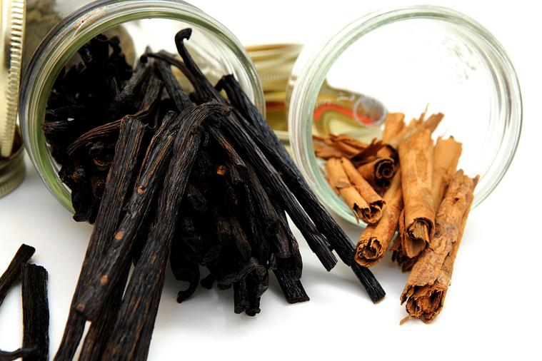 由於香草極其昂貴—供不應求,因此合成香草精也就大行其道。 圖/ingimage